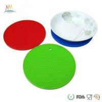 Buy cheap Silicone placemat,silicone table mat,insulation pad from Wholesalers