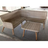 Buy cheap HOT SALE Garden Ratan Sofa Set With Table And Chairs from wholesalers
