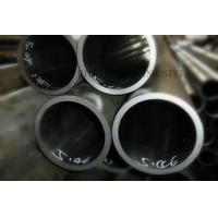 Buy cheap DIN 2391 St45 Precision Steel Tube with PED ISO Certificate , Hydraulic Steel Pipe from wholesalers
