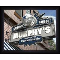 Buy cheap PERSONALIZED NFL BAR SIGN FRAMED PRINT from wholesalers