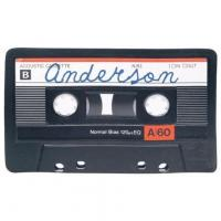 Buy cheap PERSONALIZED CASSETTE TAPE DOORMAT from wholesalers