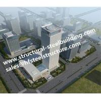 Buy cheap Commercial Residential multi storey steel frame buildings And High Rise Building Contractor from wholesalers