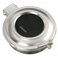 Buy cheap NLIW 7019 Round Manhole Cover With Glass Pane from wholesalers