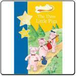 Buy cheap GOLD STARS BOOKS GOLD STARS - THE THREE LITTLE PIGS STORYBOOK AND CD (RRP 2.29) from wholesalers