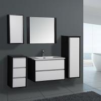 Buy cheap Bathroom Vanity Modern Grey Color for Big Bathroom product