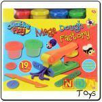 Buy cheap CREATIVE PLAY WHOLESALERS MEGA DOUGH FACTORY (RRP 6.49) from wholesalers