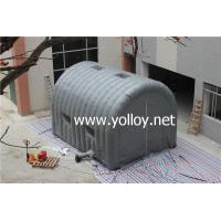 Buy cheap Inflatable Dome Tent Inflatable Auto Repair Car Shelter Tent from wholesalers