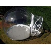 Buy cheap Inflatable Dome Tent Outdoor Clear Crystal Bubble Dome Tent from wholesalers