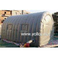 Buy cheap Inflatable Dome Tent Portable Inflatable Paint Spray Garage Tent from wholesalers