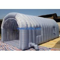 Buy cheap Inflatable Dome Tent Mobile Inflatable Carcoon Car Garage Cover Tent from wholesalers
