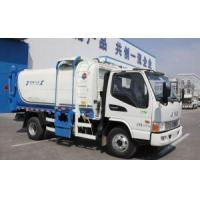 Buy cheap Heavy-duty Foton Bucket Side Lifting Garbage Truck Side Loader Garbage Truck Without Pedal Side Load from wholesalers