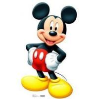 Buy cheap Lifesize Cardboard Cutout Disney's Mickey Mouse from wholesalers