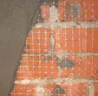 Buy cheap Plaster plastic mesh for fast-drying dry mixes plastering product