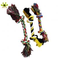 Buy cheap Cotton Rope Bone Shape Dog Toys from wholesalers