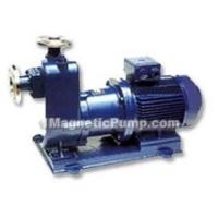 Buy cheap ZCQ type self-suction magnetic-driving pumps from wholesalers