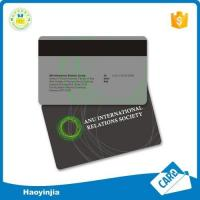 Buy cheap Competitive Price MagneticStrip Rfid Enabled Cards from wholesalers