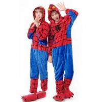Buy cheap Adult Onesie Spiderman Onesie from wholesalers