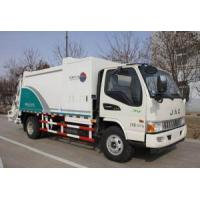 Buy cheap Euro 5 Waste Compactor Truck Company New Compression Refuse Truck from wholesalers