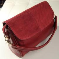 Buy cheap Suede Leather Handbag from wholesalers