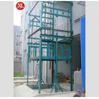 Buy cheap Outdoor guide rail type elevator from wholesalers