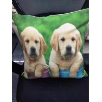 Buy cheap Pillow cases 100% cotton custom print pillow case from wholesalers