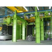 Buy cheap Trolley Type Shot Blasting Cleaning Machine from wholesalers