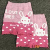 Buy cheap Pink Jacquard Knitted Warm Short Pants for Babies from wholesalers