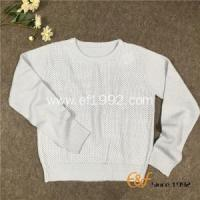Buy cheap Classic Fashion and Basic Style Womens Crew Neck Sweater from wholesalers