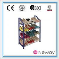 Buy cheap simple shoe rack design Easy Diy Plastic Household Products Livingroom Plastic Shoe Rack from wholesalers