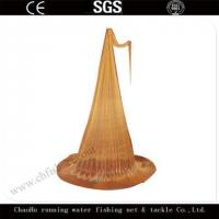 Buy cheap Fishing Pockets With Nylon Multifilament Throwing Cast Net product