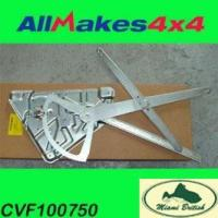 Buy cheap LAND ROVER FRONT WINDOW REGULATOR LH RANGE P38 95-02 CVF100750 ALLMAKES4x4 from wholesalers