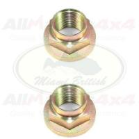 Buy cheap LAND ROVER HUB HEX NUT SET x2 RANGE SPORT LR2 LR3 LR4 RFD500020 ALLMAKES4x4 from wholesalers