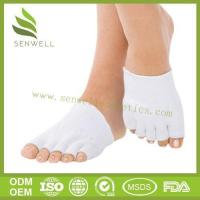 Buy cheap Gel-Lined Compression Toe Separating Socks Heel Pain Relief In Stock SEPHORA from wholesalers