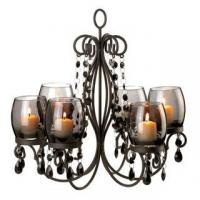 Buy cheap Wholesale Candle Midnight Elegance Candle Chandelier from wholesalers