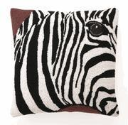 Buy cheap Decor ZEBRA FACE HOOK PILLOW by PHI from wholesalers