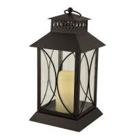 Buy cheap Outdoor Candle Holders FLA-LANT-LG-OR from wholesalers