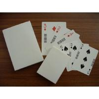Buy cheap Big size and small size Gambling playing cards with high quality from wholesalers