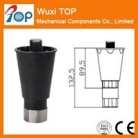 Buy cheap EquipmentLegs Plastic bullet foot 4 inches Leg from wholesalers