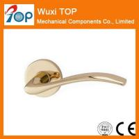 Buy cheap Castingparts Zinc Alloy Door Handle, Zamak door Handle from wholesalers