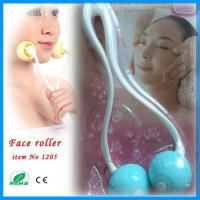 Buy cheap Promotional Two Balls Handheld Facial Massager Roller from wholesalers
