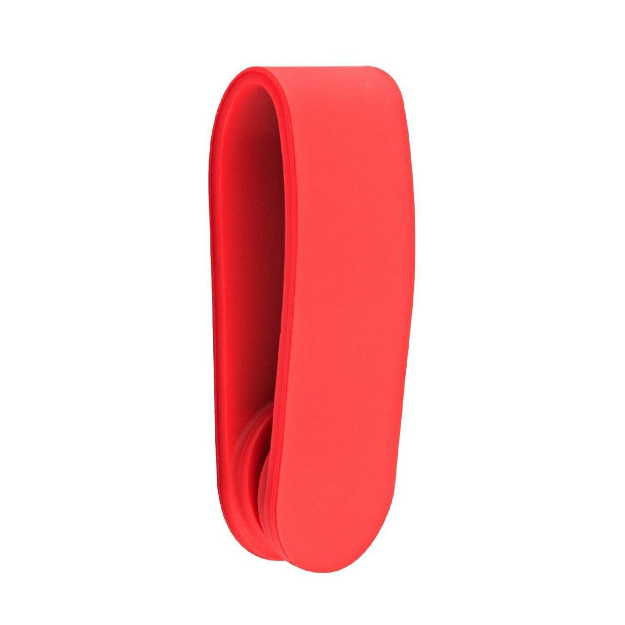 Buy cheap Magnetic Silicone Band Durable Reusable Cable Tie / Smartphone Stand / Earbud Holder / Money Clip - from wholesalers