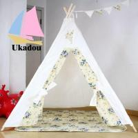 Buy cheap Folding Waterproof Canvas Teepee Tent Large Kids Teepee from wholesalers
