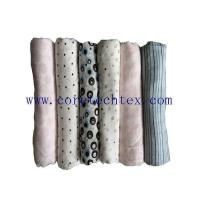 Buy cheap Printing Soft Baby Swaddle Blanket Made of Muslin from wholesalers