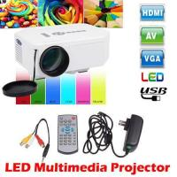Buy cheap UC30 LED Projector Multi-media HD Portable 1080P Micro Projection from wholesalers