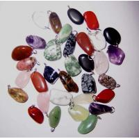Buy cheap Jewelry Series Gemstone nugget pendant from wholesalers