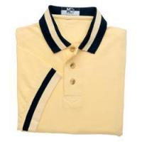 Buy cheap Premium Polo collection G1401 Air mesh polo with stripe from wholesalers