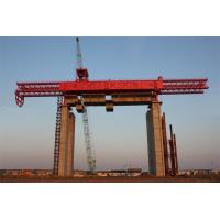 Buy cheap Segments Assembly Launching Gantry from wholesalers