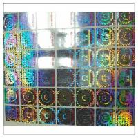 Buy cheap Custom Holographic Sticker Label from wholesalers