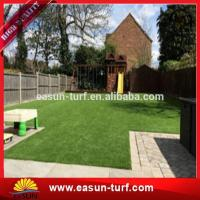 China 35mm 3 Colors Easy Installing Synthetic Grass With Low Cost Prices Of Artificial Grass For Sale on sale