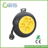 Buy cheap High Quality Electrical French Mini Retractable Cable Reel Drum from wholesalers